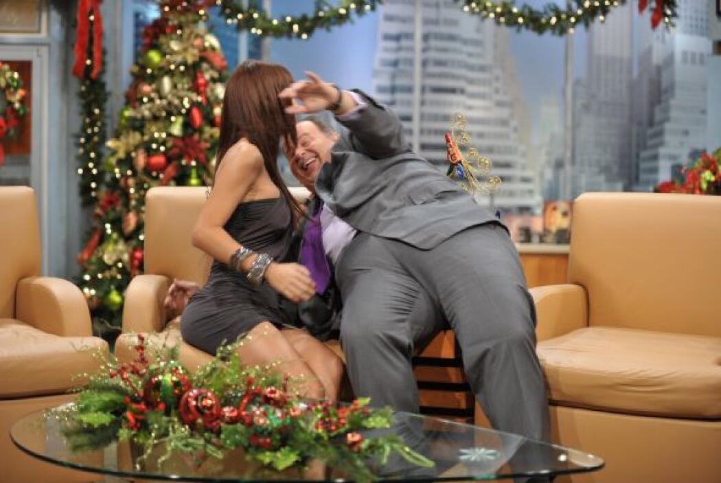 Raúl pensaba que el beso se iba a repetir, pero no.