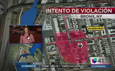 Buscan a individuo que intentó violar a una mujer en El Bronx