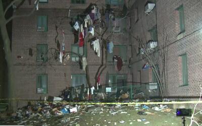 Una anciana de 81 años murió en un incendio en el séptimo piso de un edi...