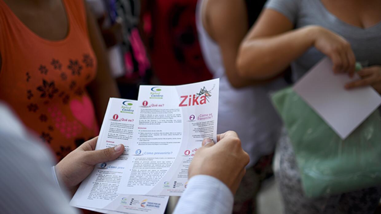 El virus del Zika y la incertidumbre de un embarazo riesgoso