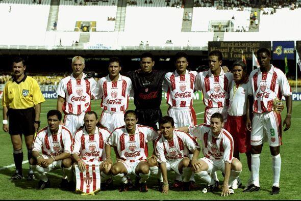 A los Rayos les tocó jugar el primer Mundial con un formato distinto al...