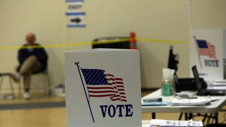 Las elecciones de medio término favorecieron a los republicanos, quienes...