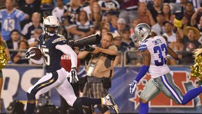 Highlights, Pretemporada Semana 1:  Dallas Cowboys vs. San Diego Chargers