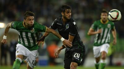 El conjunto de Lisboa comparte el liderato con el Oporto