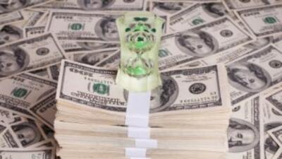 El préstamo hecho por el Fondo Monetario Internacional a México asciende...