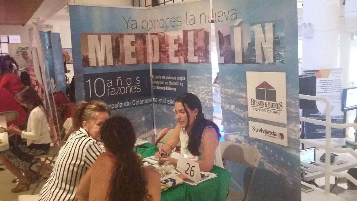 Feria de Servicios para Colombianos en Florida