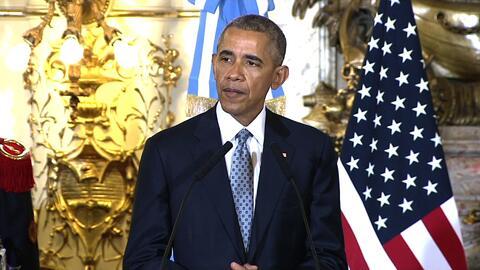 """Obama irá  """"agresivamente"""" en contra de Isis"""
