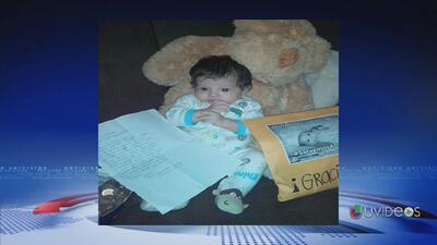 Familia de niño mexicano busca ayuda para una operación del corazón en l...