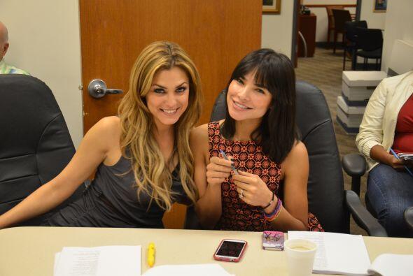 Alejandra siempre fue querida y admirada por sus compañeras, con...