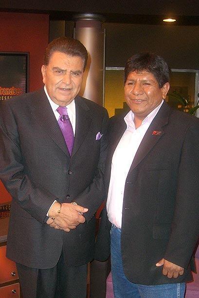 Jorge Arturo Mendoza, sorprenderá al don con su rapidez para resolver lo...