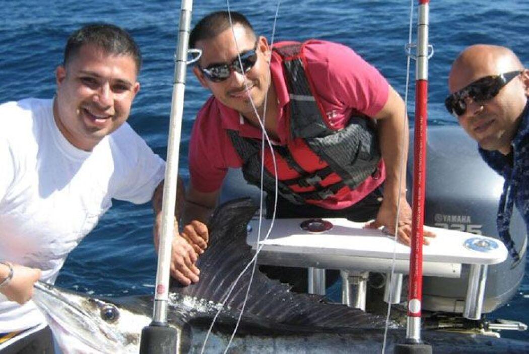 El encuentro se llevó a cabo en mar de Cortés.
