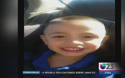 Padrastro acusado de asesinar a niño de 2 años