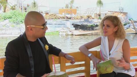 Lánzate con Malillani Marín que por primera vez fue a los canales de Xoc...