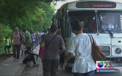 Preocupación por posible crisis en Cuba