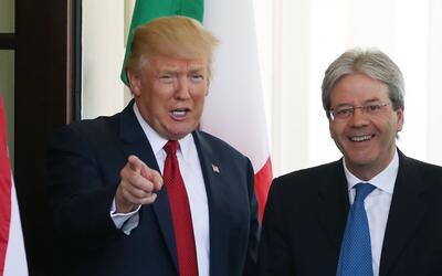 """""""Es mi amigo, un gran amigo"""", dice Trump del tenor italiano Pavarotti, q..."""