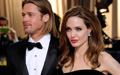 La boda de Angelina Jolie y Brad Pitt aún no llega. Mira aqu&iacu...