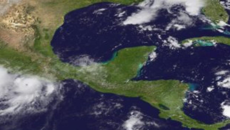 La tormenta Hilary adquirió fuerza de huracán en el Pacífico del sur de...