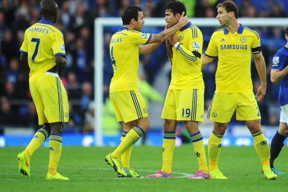 EL Chelsea fue el tercer equipo que más gastó en fichajes en Inglaterra...