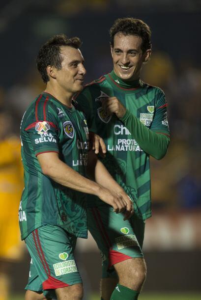 13.-Jaguares, los de Chiapas trabajaron toda la semana con plantel compl...