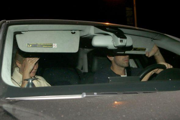 Este no es el primer encuentro que han tenido Gwyneth y Chris desde que...