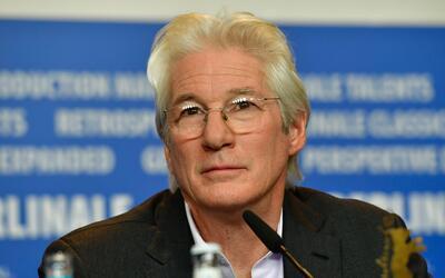 Richard presentando 'The Dinner' en la Berlinale, el 10 de febrero de 2017.