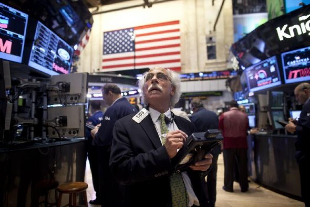Los indicadores en la Bolsa de Valores de Nueva York abrieron este miérc...