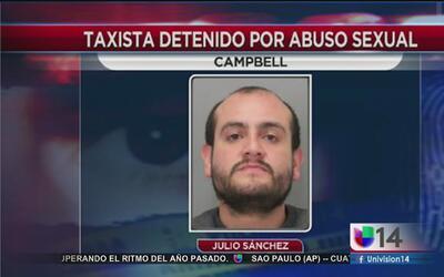 Autoridades buscan a más víctimas de un taxista que atacó sexualmente a...
