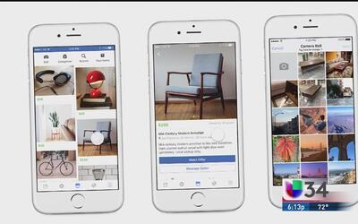 'Marketplace' el nuevo espacio virtual de ventas en Facebook
