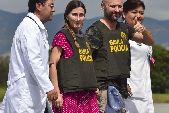 Infiltrados en la zona y vestidos de civiles, agentes colombianos antise...