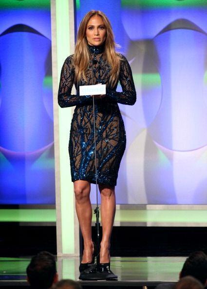 La comunidad LGBT premió a Jennifer por ser una gran defensora de...