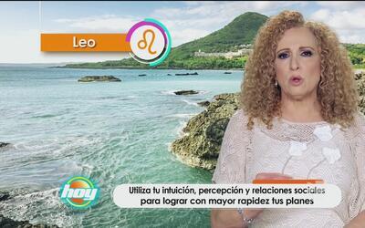 Mizada Leo 28 de septiembre de 2016