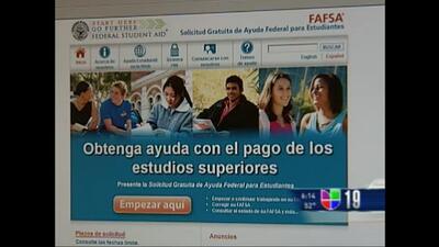 Fecha límite para solicitar ayuda financiera para universitarios en CA