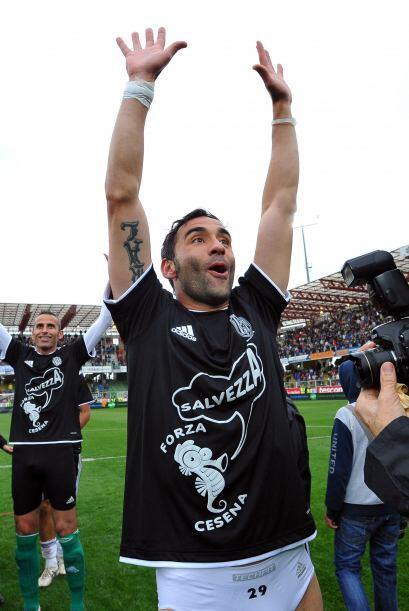 Al final la alegría se hizo presente en el estadio Manuzzi.