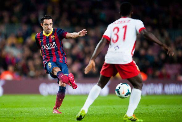 Xavi Hernández:  Si el Barça sin Messi es medio Barça, sin Xavi ni siqui...
