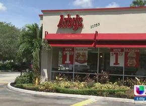 Arby's y la Policía dan por concluído el incidente