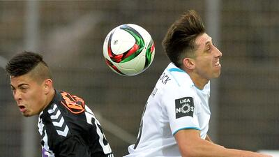 Suspendido el Nacional-Porto por la niebla cuando los 'Dragones' ganaban...