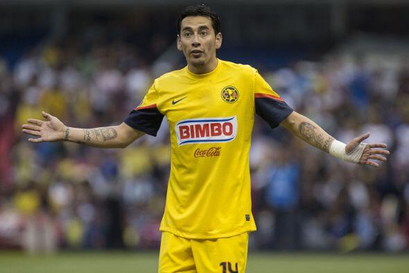 3.- Que Chivas anule a Rubens Sambueza.- La temporada del América se div...