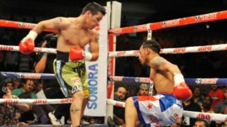 'Tyson' acabó de manera contundente con el 'Nica' (Foto: Zanfer por face...
