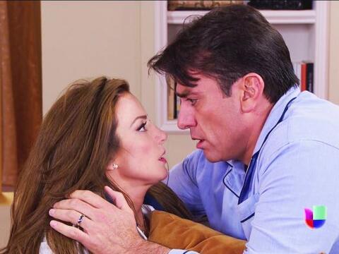 ¡Qué románticos Ana y Fernando! Ya no se hagan, el a...