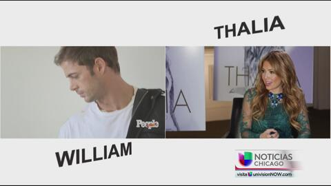 Thalía podría estelarizar telenovela junto a William Levy