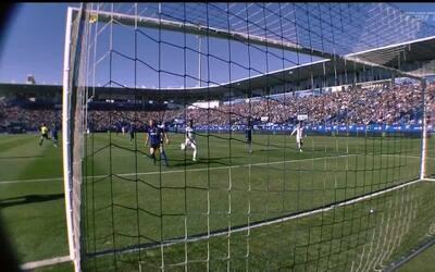 El uruguayo Cristian Techera pone arriba a los Whitecaps ante Montreal