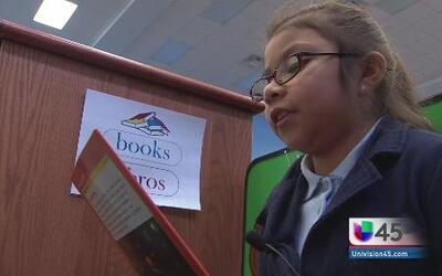 "Programa de lectura ""Literacy by 3"""