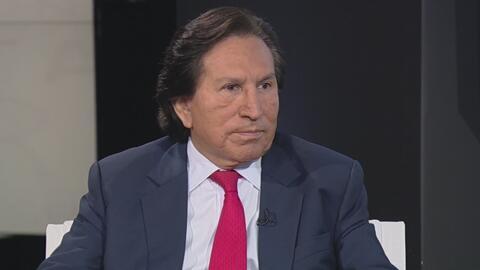 Juez de Perú ordena arresto preventivo del expresidente Alejandro Toledo...
