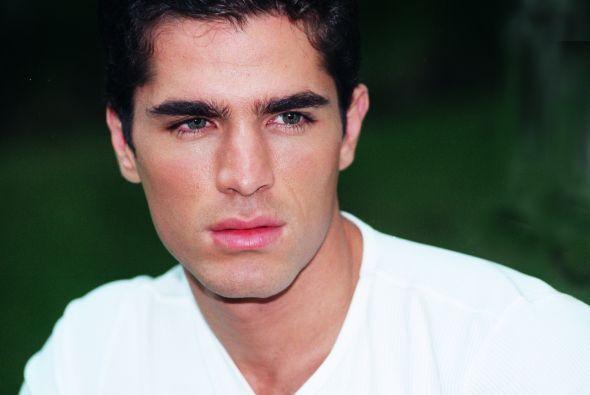 Eduardo Verástegui era uno de los galanes más sexys de las telenovelas.