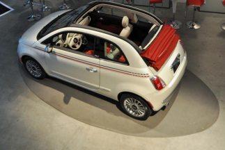 El nuevo Fiat 500 Cabrio 2012 completó la primera generación de modelos...
