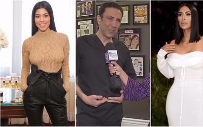 El cirujano de las Kardashian reveló lo que hacen las famosas hermanitas...