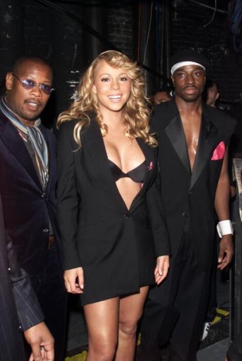 Lo que más valoramos de Mariah, además de su impactante forma de cantar-...