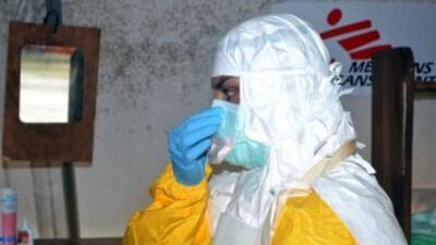 Mortal virus en el Congo.