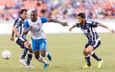 Monterrey vs. Cruz Azul