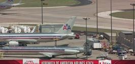 Aeromoza atacó a sus compañeros en pleno vuelo